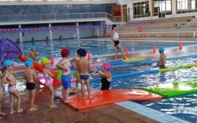 La natación en verano